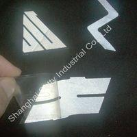 custom logo print label Heat transfer label ,garment/underwear/sportwear main washable iron on label