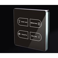 Smart home hotel wall switch touch light switch thumbnail image
