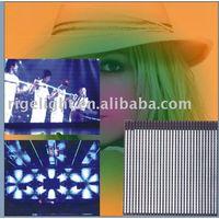 Led strip video screen/led display/led curtain/led light