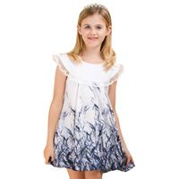 2013 Elegant princess girls dress with Chinese painting,Child clothing(GG-205S3)