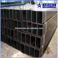 Supply AISI Hot Rolled Steel Square Pipe for Constructions From Made in China
