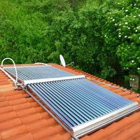 Non-pressure Engineering Solar Collector