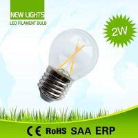 G45 2W 4W LED Filament Bulb