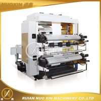 NX-2800 2 Color Flexographic Printing Machine