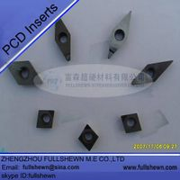 PCD inserts, PCD cutting tools for metalworking