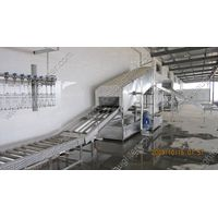 Poultry Slaughter Equipment/ Slaughtering Machine: Cage Washer