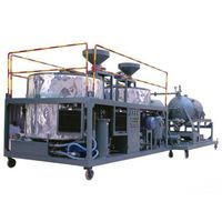Waste engine oil regeneration technology and equipment thumbnail image