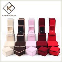 Velvet Jewelry box multiple styles
