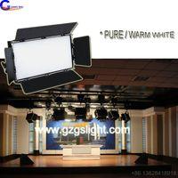 PRO DMX Studio LED Panel Softlight for broadcast with Warm white/Pure White thumbnail image