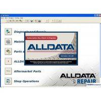 Alldata 10.50   $299.00 tax incl.  Free shipping by DHL thumbnail image