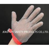STAINLESS STEEL GLOVES, CHAIN MAIL GLOVES, CUT RESISTANT GLOVES, CHAIN MESH GLOVES, BUTCHER GLOVES thumbnail image