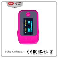 Easy Operated OLED New Model SPO2 & PR Fingertip Pulse Oximeter