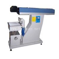 CO2 Laser Marking Machine For Textile And Leather