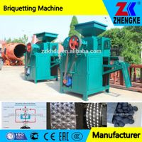 Anthracite coal, charcoal, carbon briquetting machine for sale with good price