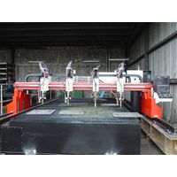 High efficiency CNC plasma flame cutting machine thumbnail image