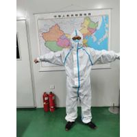 FDA CE Certified Sterile Protective Coverall Disposable Medical Protective Clothing thumbnail image