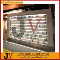 Luxury mall kiosk for cell phone showcase display design with accessory thumbnail image