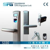 S330 fingerprint door lock thumbnail image