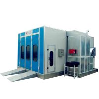 Spray Booth Supplies & Powder Coating Equipment (BZB-8100)