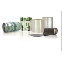 laminated plastic roll stock films for automatic packing machine
