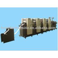 HFT-298 intermittent rotary label printing machine thumbnail image