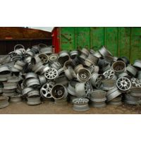 Aluminum Rims Auto Scraps And Aluminium Extrusions 6063 Scrap