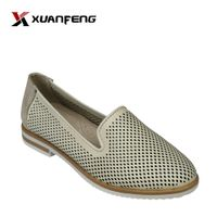 2020 Wholesale Hot Sale Summer Anti-Slip Ladies Leisure Leather Footwear