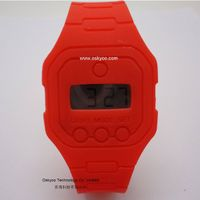 Newest Design + Silicone OPS Watch