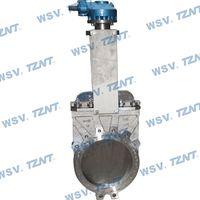 Titanium knife gate valve thumbnail image