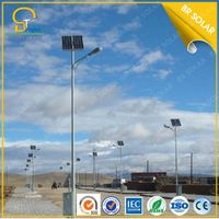 SONCAP Certifie 24V 60W cheap solar Street lights price from BR Solar thumbnail image