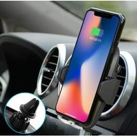 360 Rotate Multiple Automatic Car Mobile Holder for iPhone and Android Cell Phone Stand thumbnail image