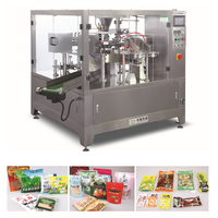 GD8-200 Pre-made bag rotary packing machine thumbnail image