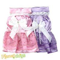 Dog wedding dress wholesale thumbnail image