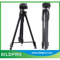 OEM Digital Tripods Photographic Equipments 3 Way Pan Fluid Head Video Camera Stand