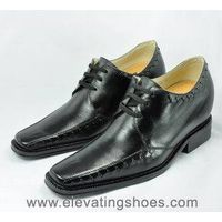 JGL-6130 height shoes  tall  elevator shoes height men shoes casual shoes  dress shoes