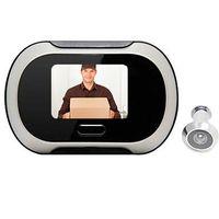 2014 Intelligent Peephole Wireless Doorbell 4.3 Inch TFT