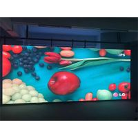 Indoor Full Color LED Display P5 5mm With 25W Lower Power Consumption