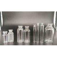 2ml-30ml TUBE GLASS VIAL for phameaceutical medicine packing