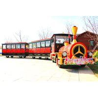 European Market Hot Sale Electric Trackless Train Dsw-E62 thumbnail image