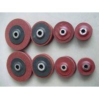 Non woven polishing disc, unitised disc, buffing disc thumbnail image