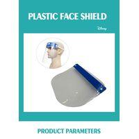 Disposable protective anti-fog Face splash shield thumbnail image