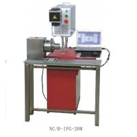 CNC NC Portable Fiber Laser Marking Machine Engraving Machine