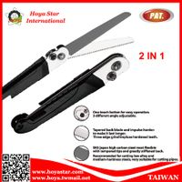2 in 1 multi-function folding saw