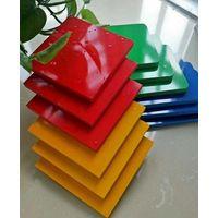 pvc foam sheet color sheet