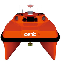 Unmanned surface Autopilot vessel USV boat RC Remote control vehicle Underwater topographic survey thumbnail image