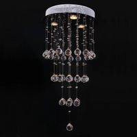 good quality and competitive price of modern crystal ceiling light/lamp  6004-3 thumbnail image