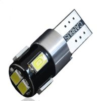 Made for Europe Canbus T10 2W car led canbus 6SMD 5630