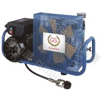 Diving diving/air compressor high pressure air compressor GSV100 china 20MPA 30mpa