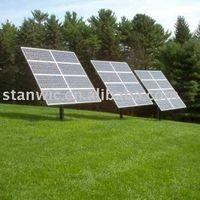 PV solar mount-Pole mounting bracket