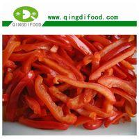 IQF pepper sliced